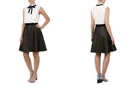 Ted Baker Karoll Mixed-Media Dress - Bloomingdale's_2