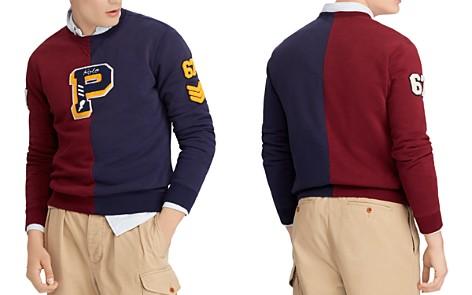 Polo Ralph Lauren Color-Block Fleece Sweatshirt - Bloomingdale's_2