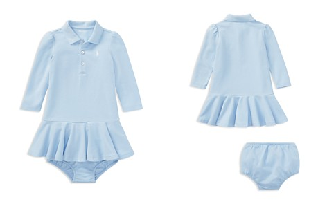 Ralph Lauren Girls' Polo Dress & Bloomers Set - Baby - Bloomingdale's_2