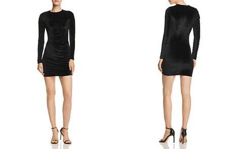 Ronny Kobo Yarden Velvet Dress - 100% Exclusive - Bloomingdale's_2