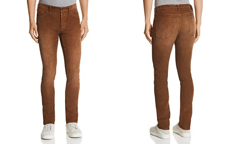John Varvatos Star USA Wight Skinny Fit Corduroy Pants - Bloomingdale's_2