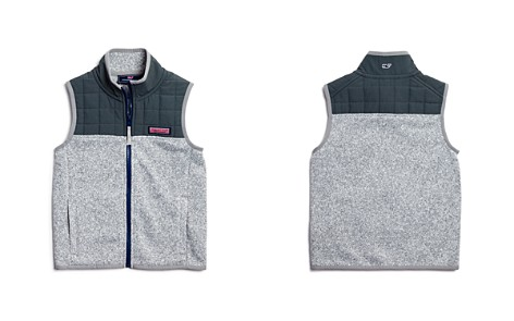 Vineyard Vines Boys' Quilted Fleece Vest - Little Kid, Big Kid - Bloomingdale's_2