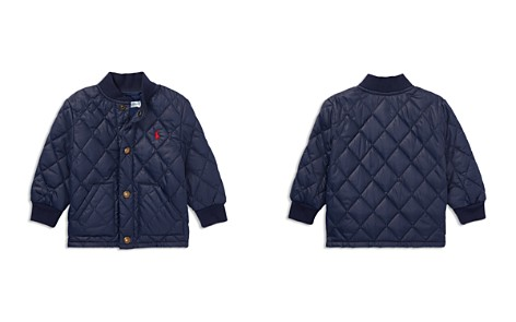 Ralph Lauren Boys' Quilted Baseball Jacket - Baby - Bloomingdale's_2