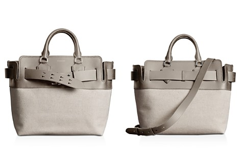 Burberry Medium Canvas & Leather Belt Bag - Bloomingdale's_2