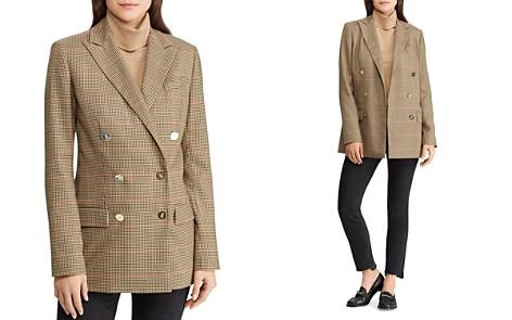 Lauren Ralph Lauren Checked Blazer - 100% Exclusive - Bloomingdale's_2