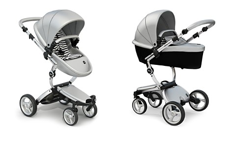 Mima Xari Stroller Starter Pack with Silver Chassis - Bloomingdale's_2