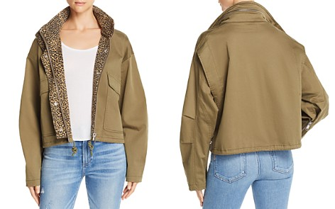 Current/Elliott The Cropped Infantry Jacket - Bloomingdale's_2