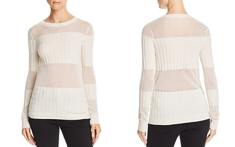 J Brand Andrea Cashmere & Silk Sweater - Bloomingdale's_2