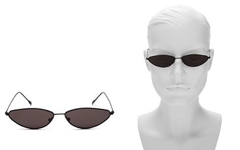 Illesteva Nimbin Slim Cat Eye Sunglasses, 50mm - Bloomingdale's_2