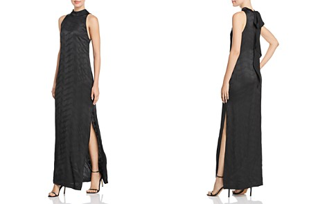 Theory Geo Print Maxi Dress - Bloomingdale's_2