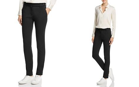 Theory Pintuck Slim Pants - Bloomingdale's_2