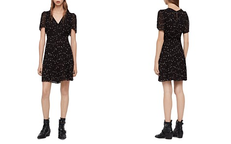 ALLSAINTS Lucia Embroidered Star Dress - Bloomingdale's_2