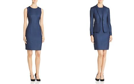 BOSS Dagita Sheath Dress - Bloomingdale's_2
