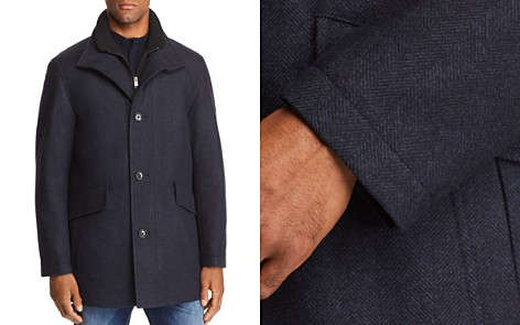 BOSS Coxtan Herringbone Wool Coat - 100% Exclusive - Bloomingdale's_2