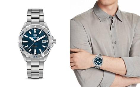 TAG Heuer Aquaracer Watch, 41mm - Bloomingdale's_2