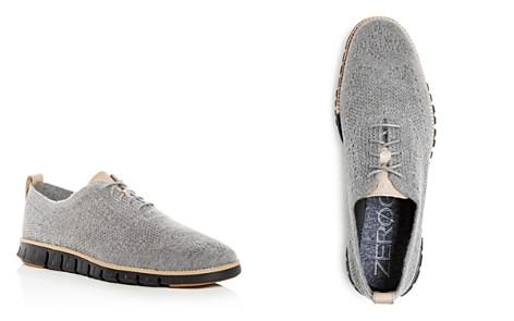 Cole Haan Men's ZeroGrand Stitchlite Knit Plain Toe Oxfords - Bloomingdale's_2