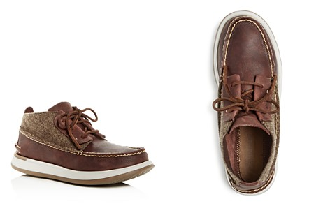 Sperry Men's Caspian Wool & Leather Chukka Boots - Bloomingdale's_2