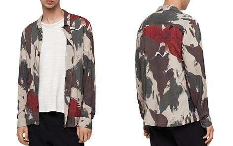 ALLSAINTS Lucerne Slim Fit Button-Down Shirt - Bloomingdale's_2