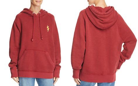 rag & bone/JEAN Racer Lightning Hooded Sweatshirt - Bloomingdale's_2