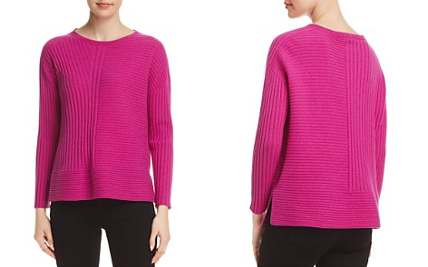 Eileen Fisher Directional-Rib Sweater - Bloomingdale's_2
