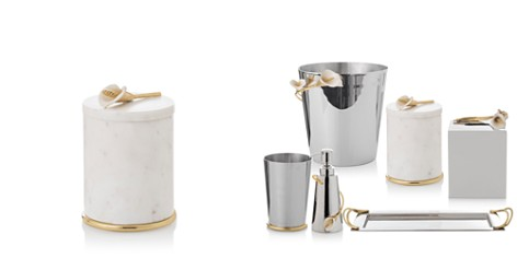 Michael Aram Calla Lily Round Container - Bloomingdale's_2