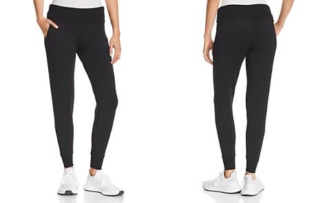 Beyond Yoga Fold-Over Fleece Sweatpants - Bloomingdale's_2