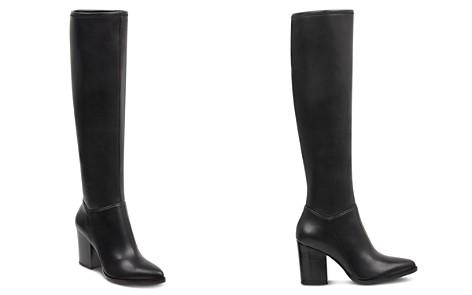 Marc Fisher LTD. Women's Anata Round Toe Tall High-Heel Boots - Bloomingdale's_2