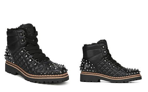Sam Edelman Women's Bren Quilted Studded Hiking Boots - Bloomingdale's_2