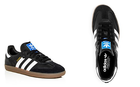 Adidas Men's Samba OG Leather Lace-Up Sneakers - Bloomingdale's_2