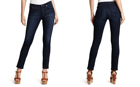 AG Prima Mid Rise Jeans in Jetsetter - Bloomingdale's_2