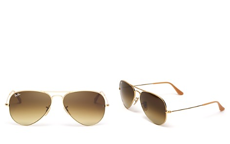 Ray-Ban Classic Aviator Sunglasses - Bloomingdale's_2