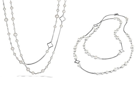 David Yurman Pearl Chain Necklace - Bloomingdale's_2