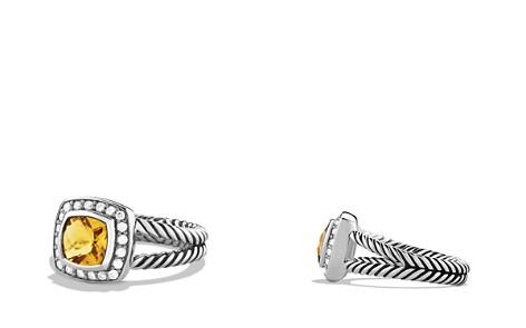 David Yurman Petite Albion Ring with Citrine & Diamonds - Bloomingdale's_2