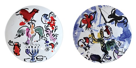 Bernardaud Marc Chagall Coupe Plate, Set of 6 - Bloomingdale's_2