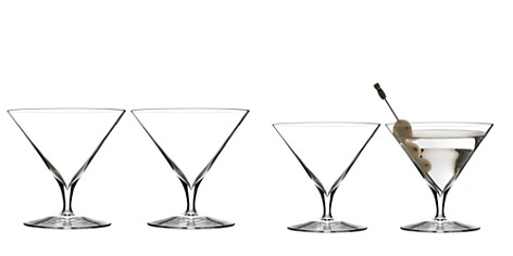 Waterford Elegance Martini Glass, Pair - Bloomingdale's_2