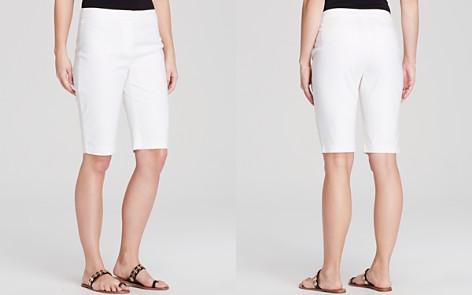 NIC+ZOE Skinny Bermuda Shorts - Bloomingdale's_2