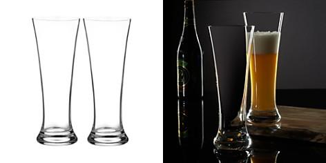 Waterford Elegance Pilsner Glass, Set of 2 - Bloomingdale's Registry_2