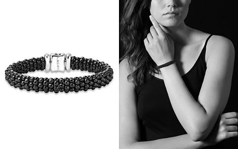 LAGOS Black Caviar Ceramic Bracelet - Bloomingdale's_2