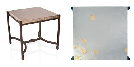 Michael Aram Fallen Leaves Square Side Table - Bloomingdale's_2