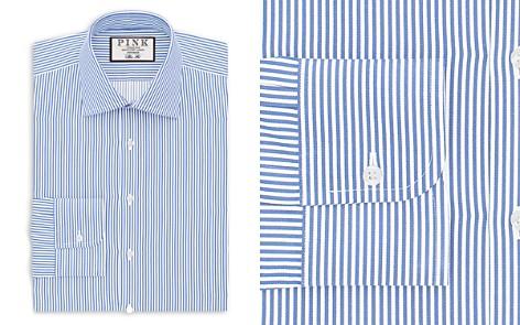 Thomas Pink Grant Stripe Dress Shirt - Bloomingdale's Regular Fit_2