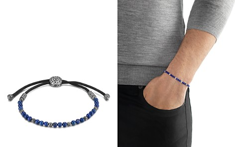 John Hardy Men's Sterling Silver Classic Chain Beaded Bracelet with Lapis Lazuli - Bloomingdale's_2