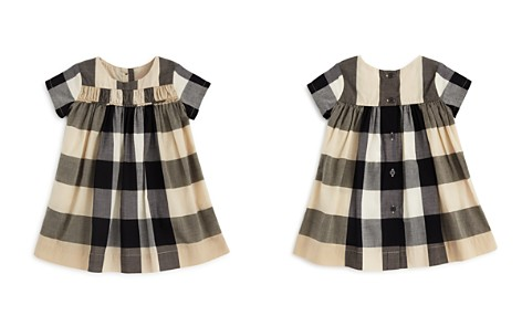 Burberry Girls' Ariadne Check Dress - Baby - Bloomingdale's_2