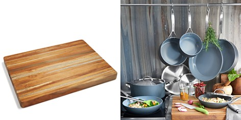 Teakhaus by Proteak Traditional Edge-Grain Cutting Board - Bloomingdale's_2