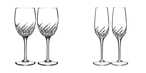 Waterford Essentially Wave Glassware Collection - Bloomingdale's_2