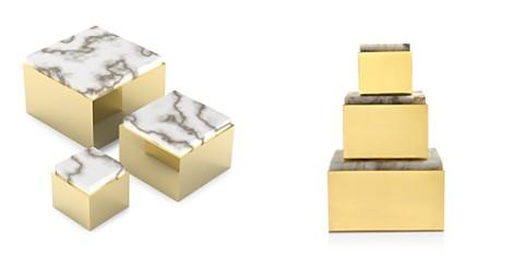 ANNA new york by RabLabs Metal Scatola Box, Medium - Bloomingdale's_2