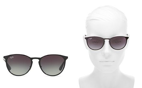 Ray-Ban Unisex Erica Round Sunglasses, 54mm - Bloomingdale's_2