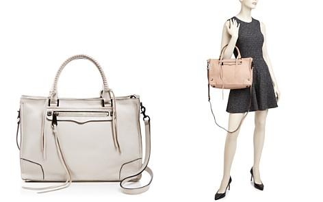 Rebecca Minkoff Regan Leather Satchel - Bloomingdale's_2