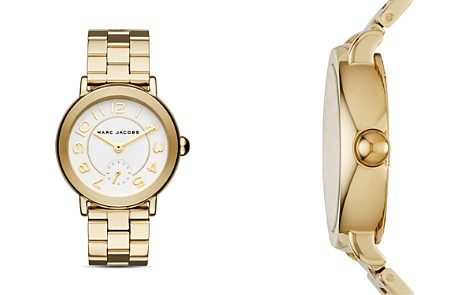 MARC JACOBS Riley Watch, 36mm - Bloomingdale's_2