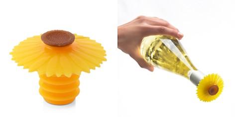 Charles Viancin Sunflower Bottle Stopper - Bloomingdale's_2