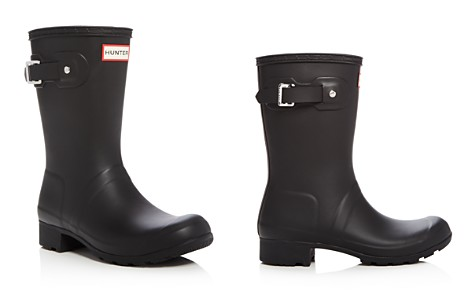 Hunter Women's Original Tour Packable Short Rain Boots - Bloomingdale's_2